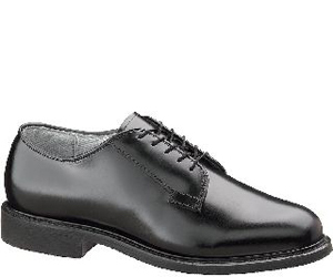 Men's Leather Uniform Oxford
